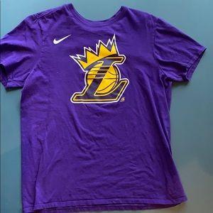 Men's Lakers Shirt
